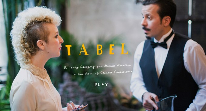 """Tabel"" - eksperymentalny film VR od Google'a"