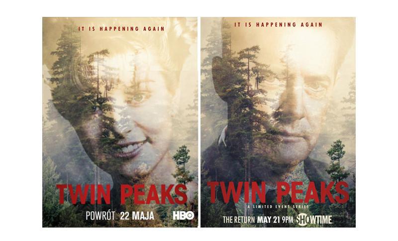 Miasteczka Twin Peaks - 22 maja 2017 r. w HBO i HBO Go