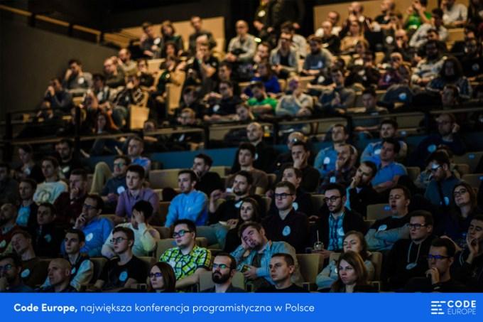 Code Europe (Kraków 2017) - fotorelacja