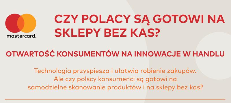 Czy Polacy są gotowi na sklepy bez kas?