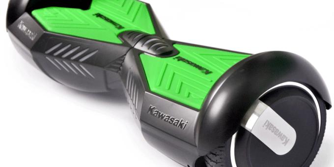 Deskorolka elektryczna Kawasaki Balance Scooter KX-PRO