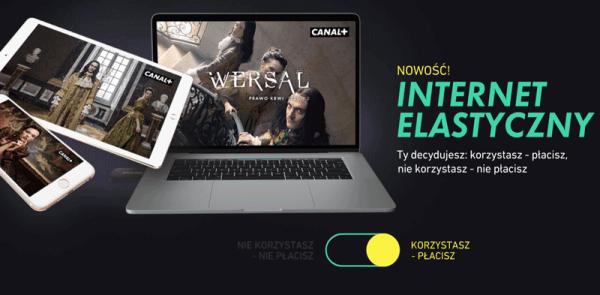 Elastyczny internet w ofercie platformy nc+