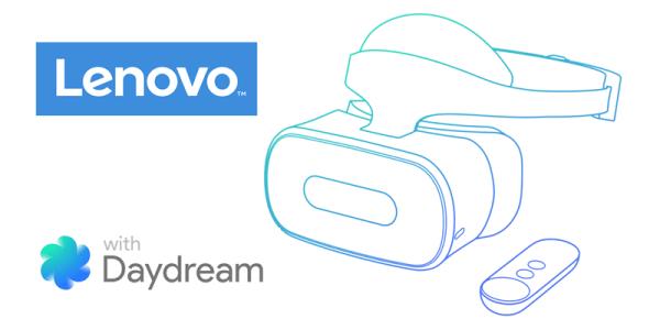 Lenovo i Google współpracują przy autonomicznych goglach Daydream VR