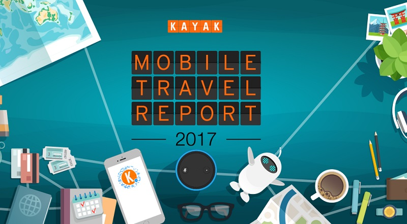 Mobile Travel Report 2017 KAYAK