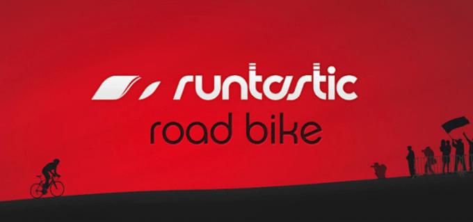 Runtastic Road Bike GPS Cycling Tracker PRO