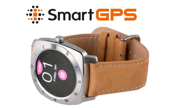 Jaki jest smartwatch SmartGPS SMW01?