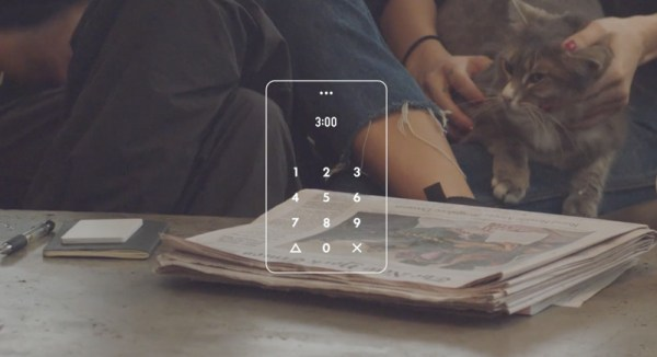 The Light Phone to baaardzo minimalistyczny telefon