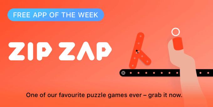 Zip Zap - Free App of the Week (App Store)