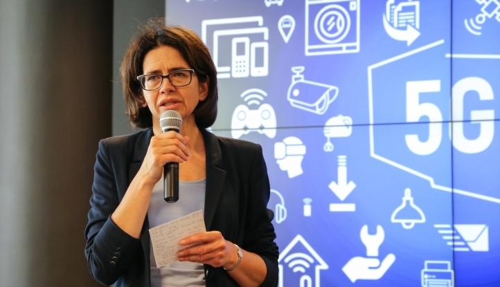Anna Streżyńska - minister cyfryzacji (29.06.2017)