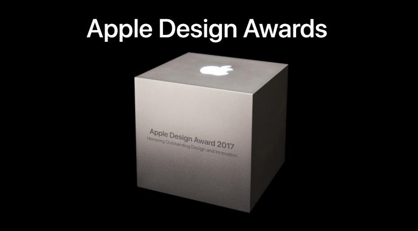 Apple Design Awards 2017
