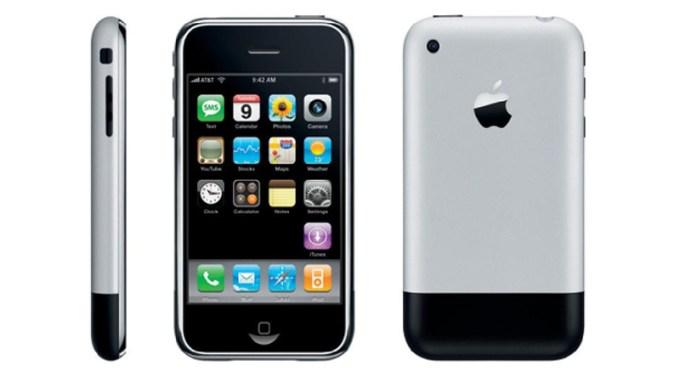 iPhone 1. generacji (iPhone 2G)