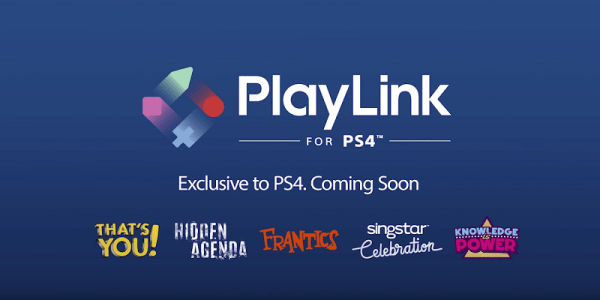 PlayLink pozwoli grać na PS4 za pomocą smartfona