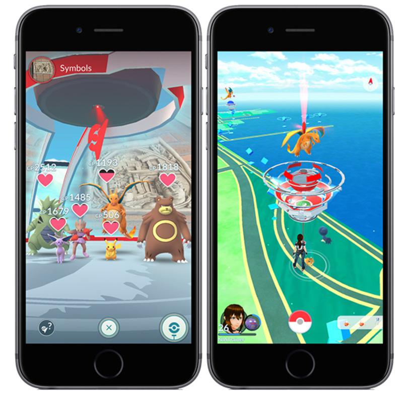 Pokemon Go nowe Poke Gymy