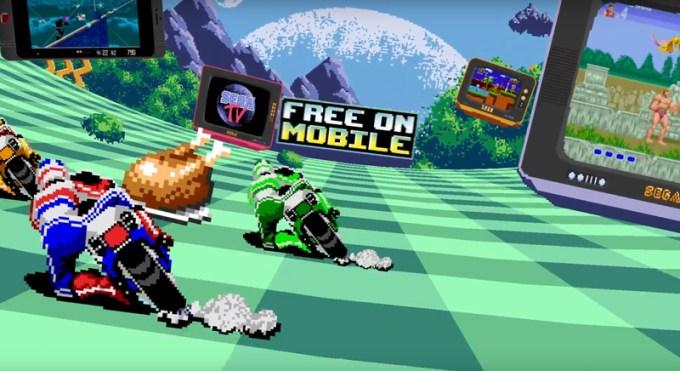 Sega Forever Collection za darmo na Androida i iOS-a