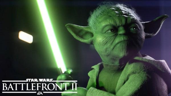 """Zapowiedź nowej gry """"Star Wars: Battlefront II"""""""