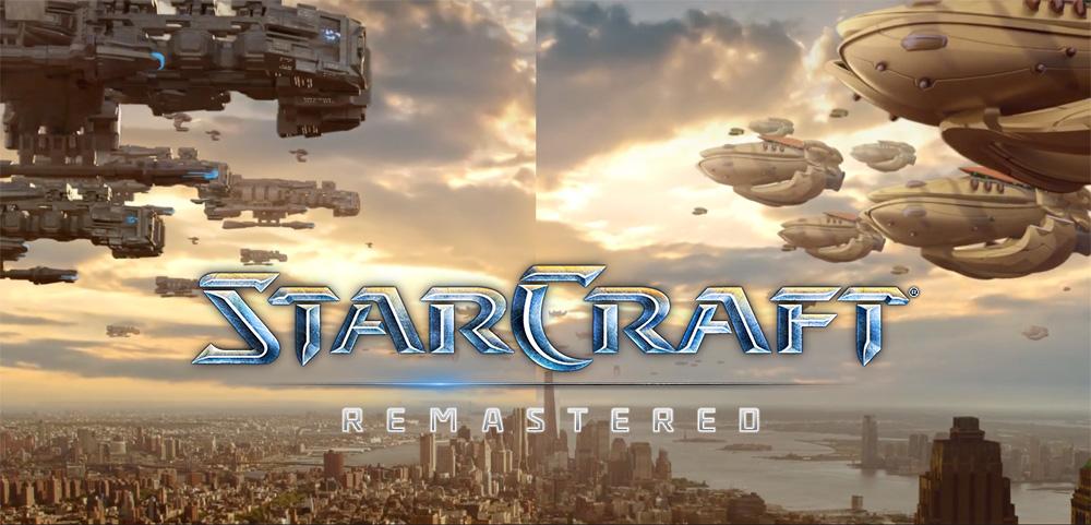 StarCraft: remastered (14 sierpnia 2017 za 14,99 euro)