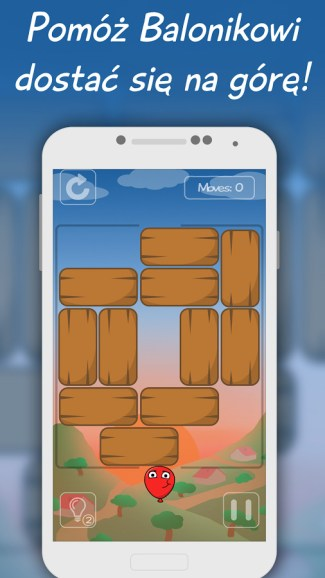 Up&Up - Balloon Puzzler (screen)