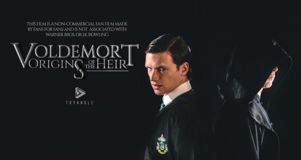 "Fani Harry'ego Pottera nagrali film ""Voldemort: Origin of the Heir"""