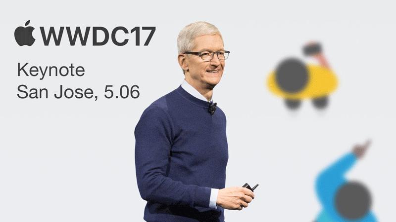 Konferencja WWDC17 Apple'a z 5 czerwca 2017 r. na YouTube'ie