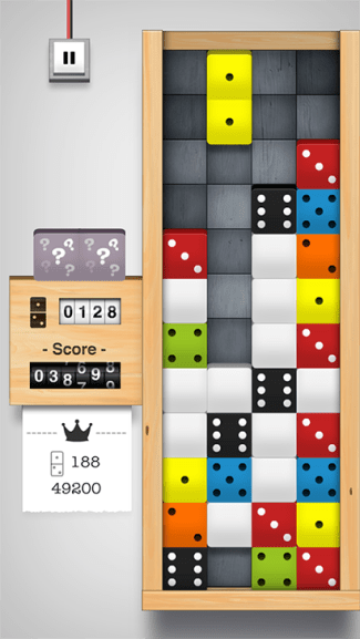 Domino Drop - screen iOS