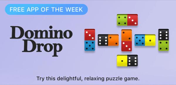 Domino Drop darmową grą w sklepie App Store