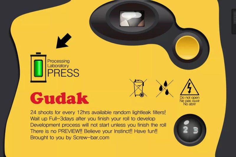 Aplikacja Gudak