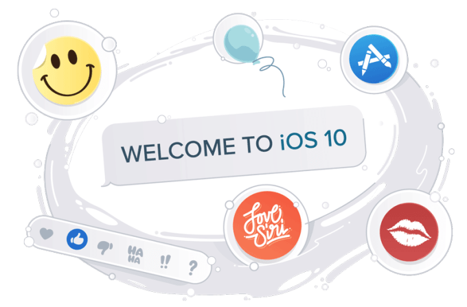 iOS 10 (wrzesień 2016)