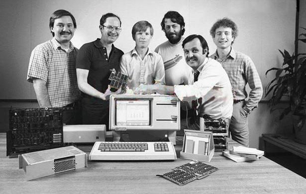 Narodziny komputera Lisa (Apple)