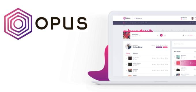 OPUS - Music Decentralized