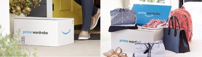 Prime Wardrobe od Amazon