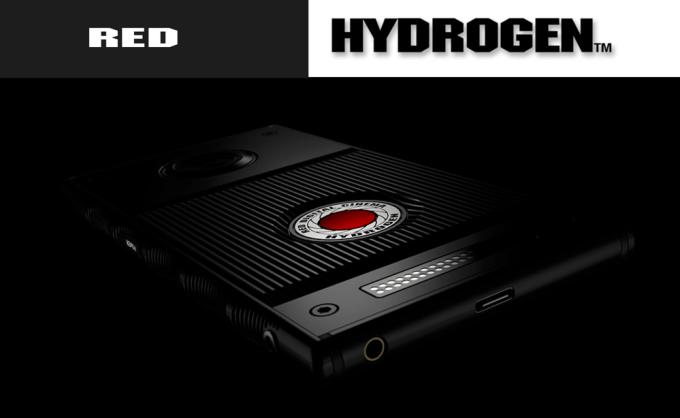 Hydrogen od RED - smartfon z hologramem