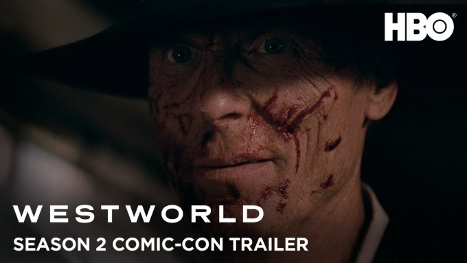 "Zwiastun 2. sezonu serialu ""Westworld"""