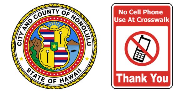 W tym mieście dostaniesz mandat za korzystanie z telefonu na przejściu