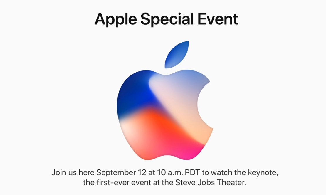 Apple Special Event - 12 września 2017 r.
