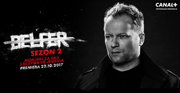 """Drugi sezon serialu """"Belfer"""" od 22 października"""
