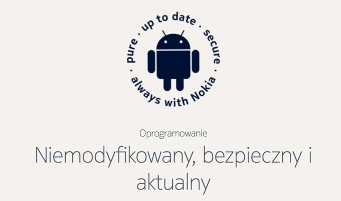 Nokia 8 - czysty Android 7.1.1