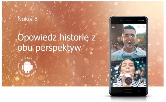 Nokia 8 - nowy smartfon z Androidem