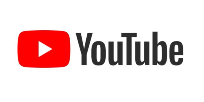 Nowe logo serwisu YouTube (2017)