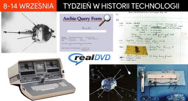 [8-14 września] Tydzień w historii technologii
