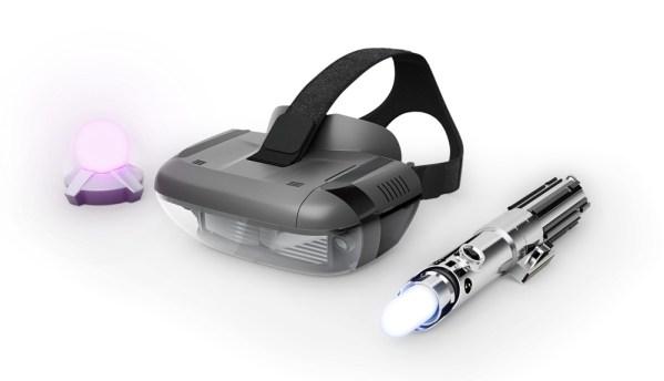 Star Wars™: Jedi Challenges – nowy zestaw rozszerzonej rzeczywistości
