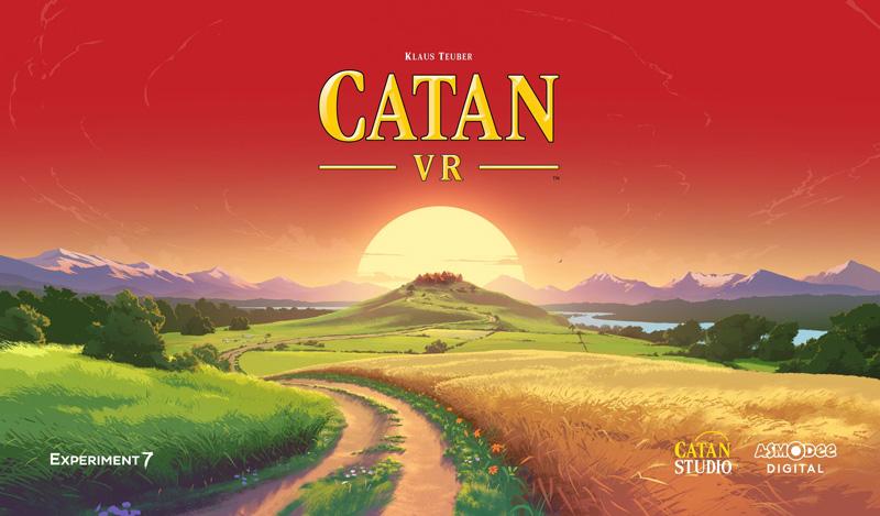 """""""Catan VR"""" - Osadnicy z Catany w wirtualnej rzeczywistości"""