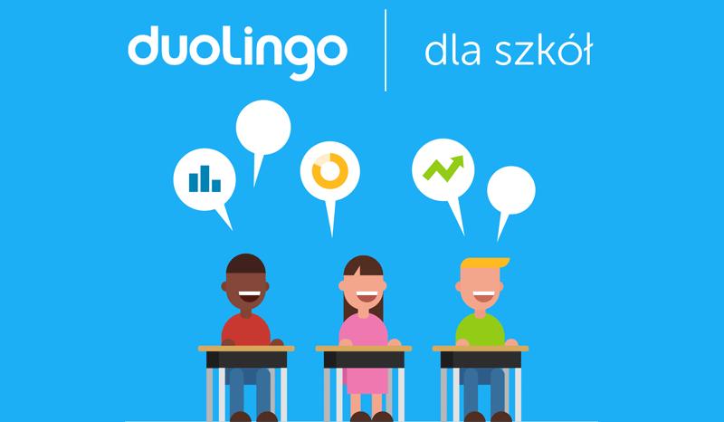 Duolingo dla szkół