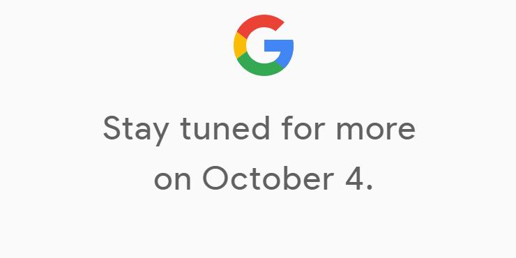 Google Pixel 2 - 4 października 2017 r.
