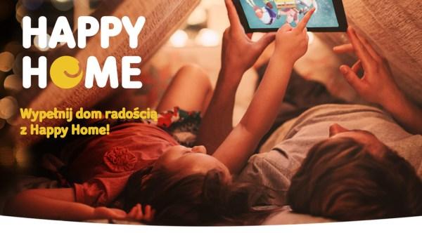 UPC z nowymi pakietami Happy Home i nowym logo
