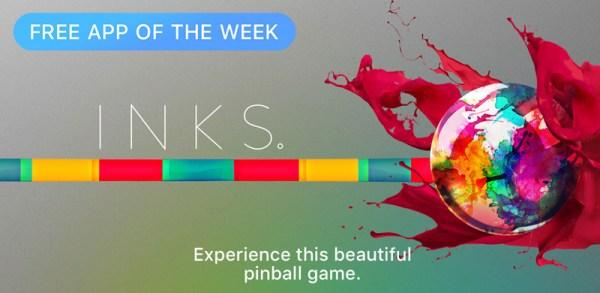 Kolorowa gra INKS. do pobrania za darmo na iOS-a