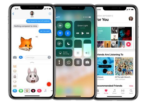 Czy wycięcie na ekranie iPhone'a X będzie przeszkadzać?