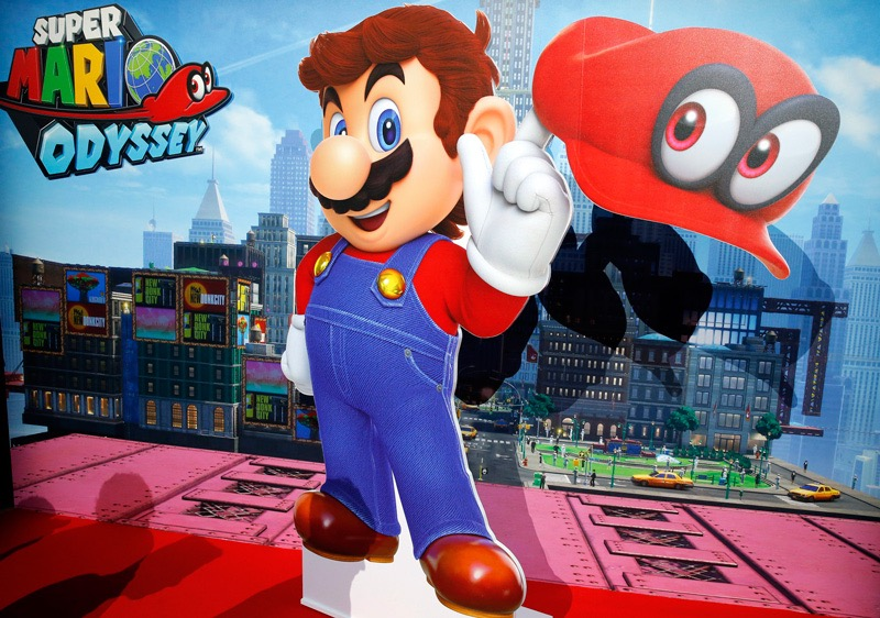 Super Mario Odyssey - Nintendo