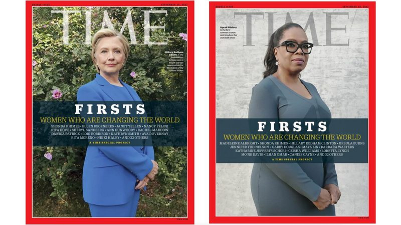 Time (iPhone) Firsts - okładki