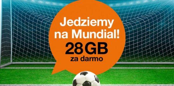 28 GB internetu za darmo dla klientów Orange