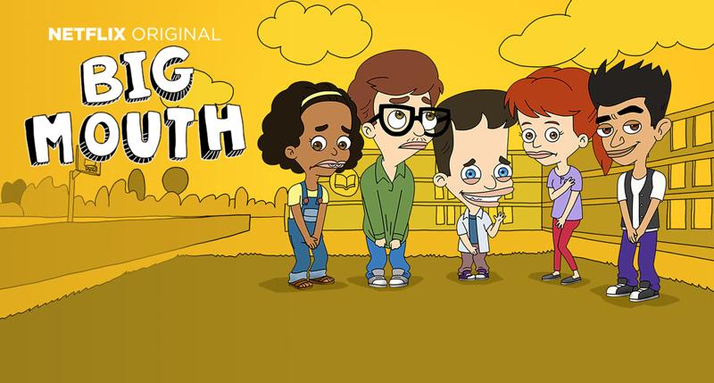 """Big Mouth"" - serial oryginalny Netflix"